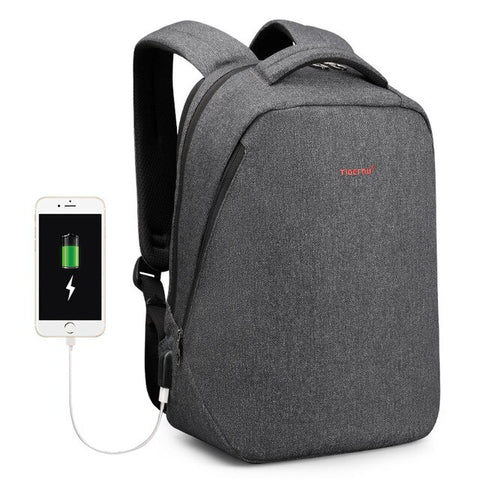 Anti Theft Backpack - Products From Nature