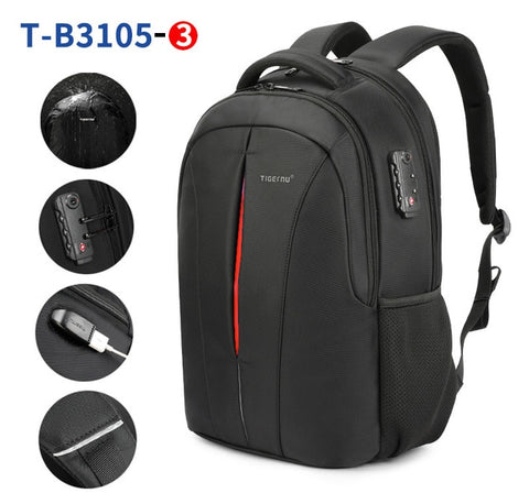 Backpack Anti Theft - Products From Nature