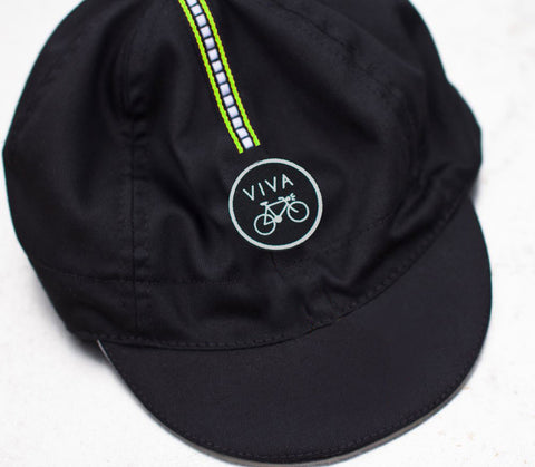 Viva Reflective Cycling Cap