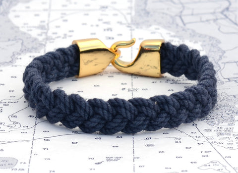 Limited Edition Turks Head Ocean (Gold Clasp)