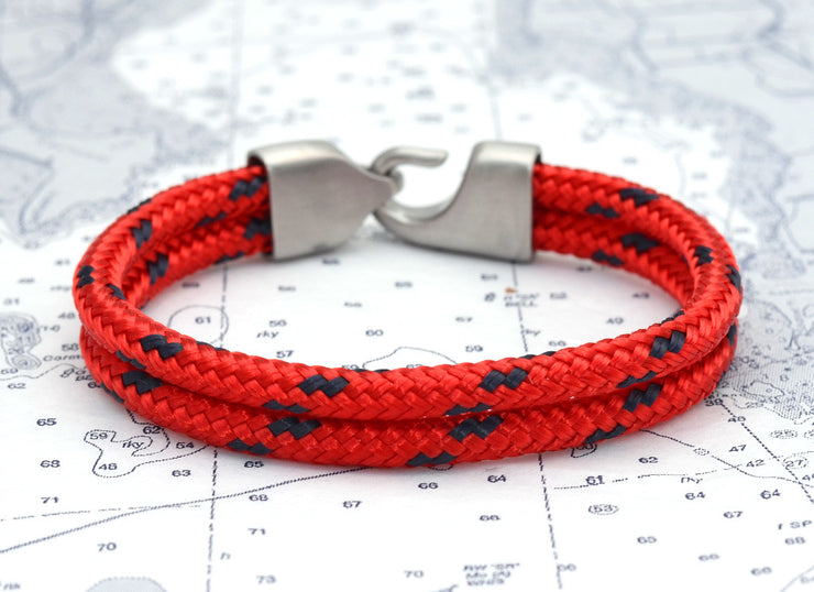 Newport Red & Navy (Hitch)