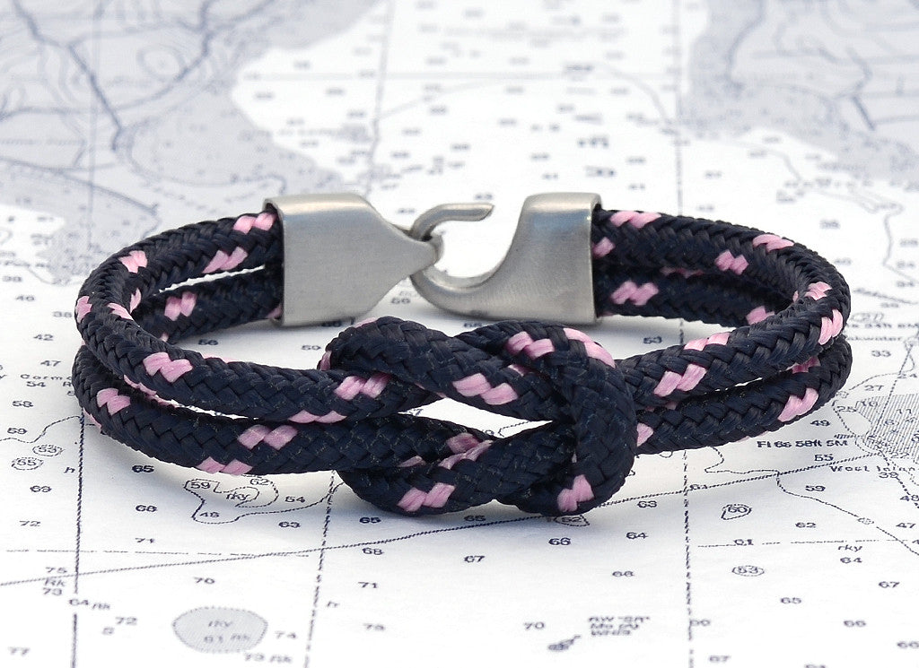 Newport Navy & Light Pink