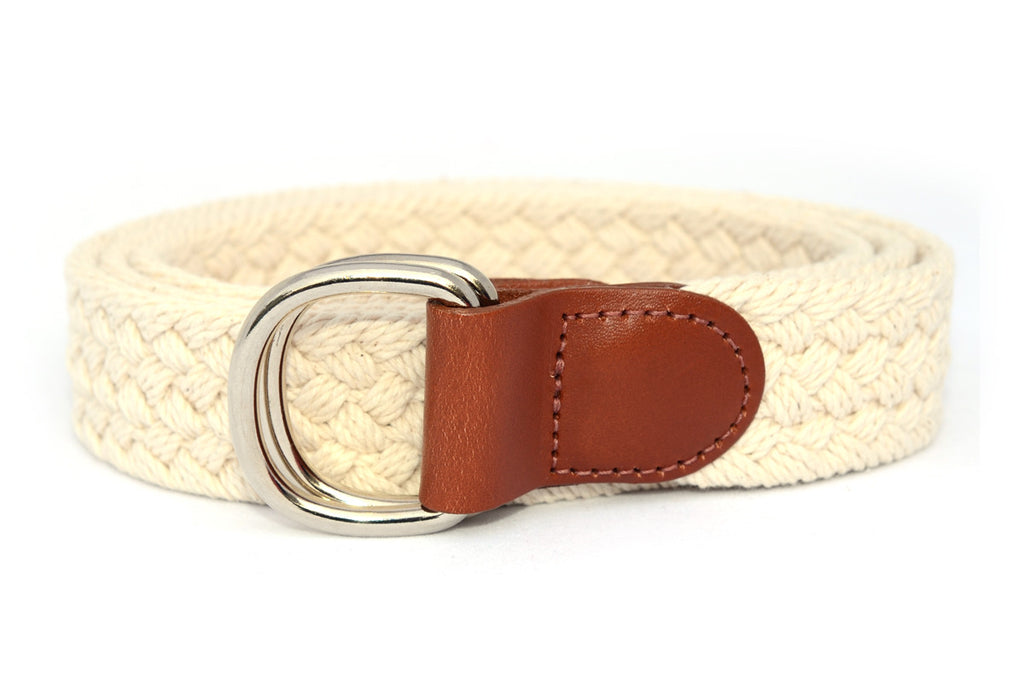 Regatta Belt: Oyster