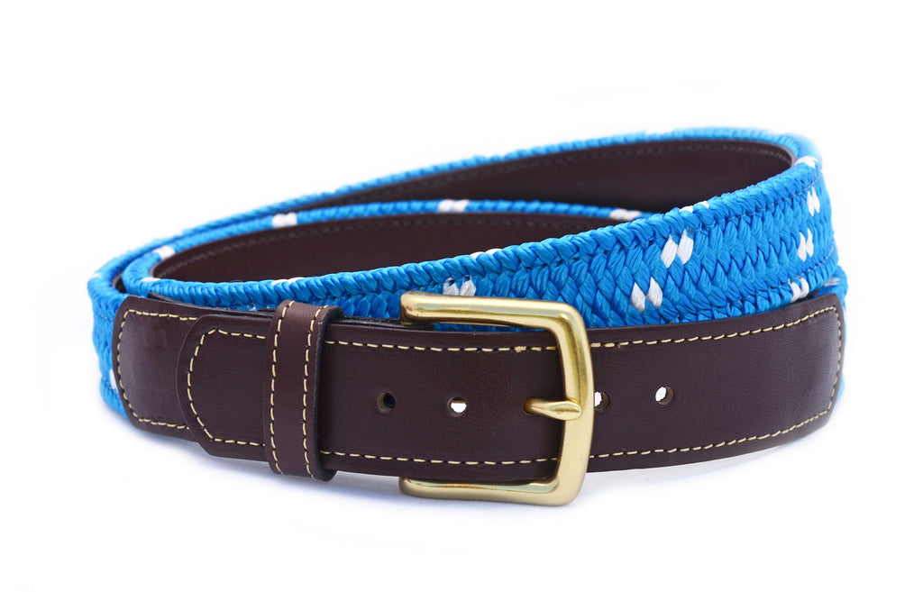 Windward Belt: Atlantic Blue