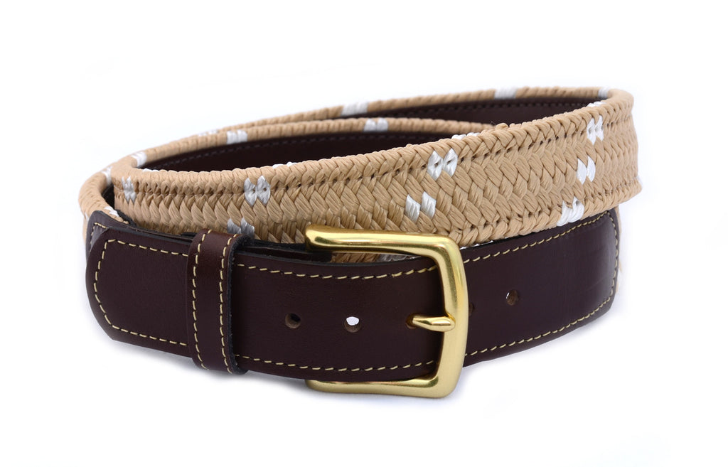 Windward Belt: Vintage Canvas