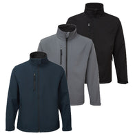 Fort 204 Selkirk Softshell Jacket