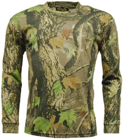 Men's StormKloth God's Country Camouflage Long Sleeve Camo T Shirt