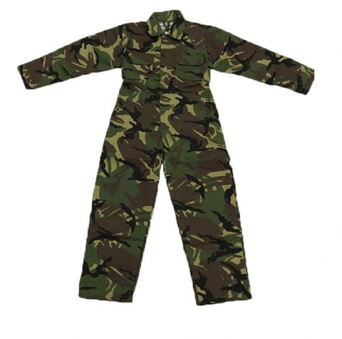 Kids Coveralls Childs Childrens Boys & Girls Junior Boilersuit Overalls