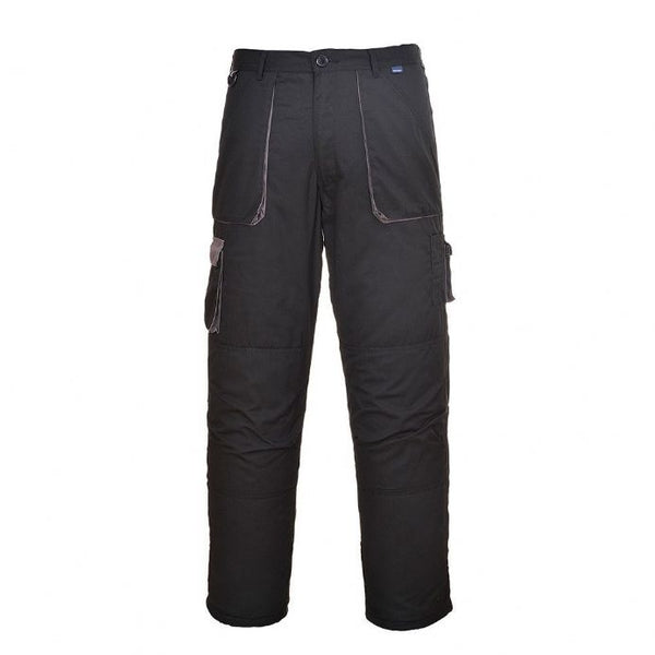 Mens Contrast Work Wear Trousers