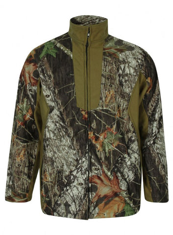 Men's Mossy Oak Camouflage Under Armor Jacket