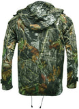 Mens Recon Mossy Oak Waterproof Camouflage Camo Jacket Hunting