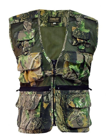 Men's Stormkloth Camouflage Waist Coat