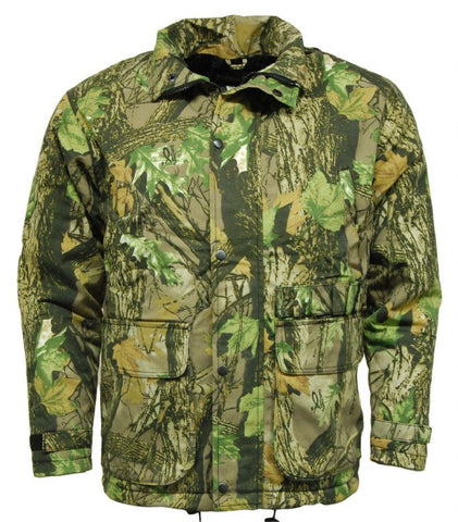 C5 Stormkloth Camouflage Waterproof Delux  Camo Jacket Coat