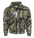 Stormkloth Trek Camo Zip Hooded Top Camouflage Hoodie