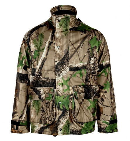 Men's Camouflage Trek Camo Jacket Waterproof Hunting Shooting Fishing Jackets