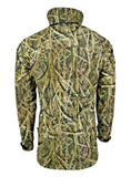 Stormkloth Mens Mossy Oak Shadow Grass Blades Camo Jacket Hunting Shooting