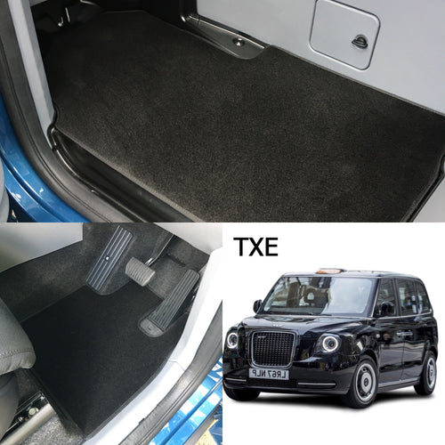 TXE Front carpet mat set