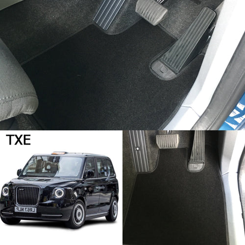 TXE Front drivers carpet mat