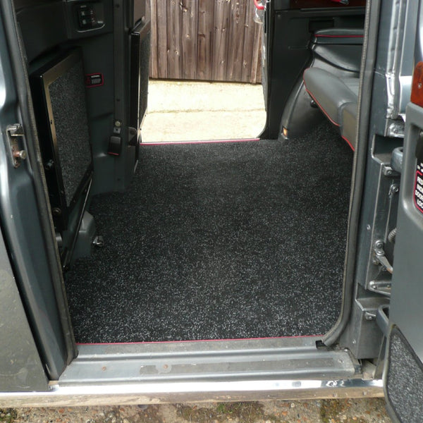 Fairway Rear Carpet