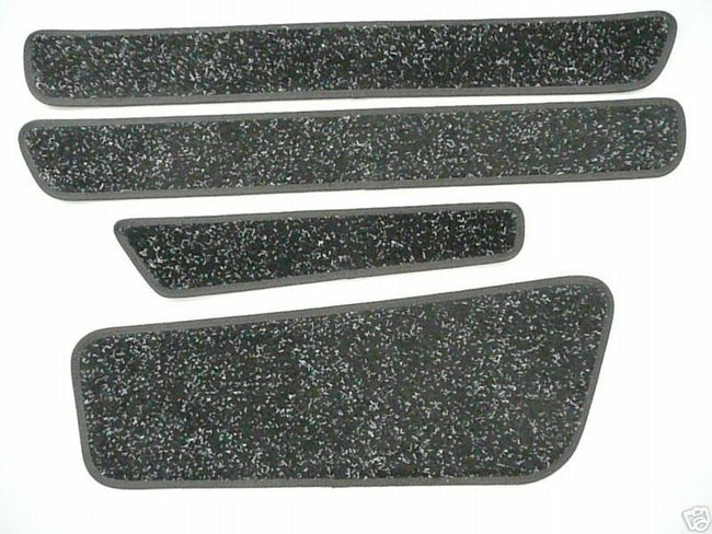 LTI TX4 Front & Rear Door Carpets (2007-2010) London taxi black cab (4 piece set)