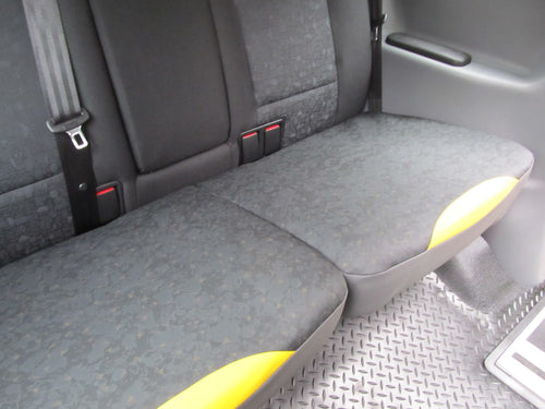 LTI TX1, TX2 & TX4 Rear Seat Cushion Over Covers in VINYL