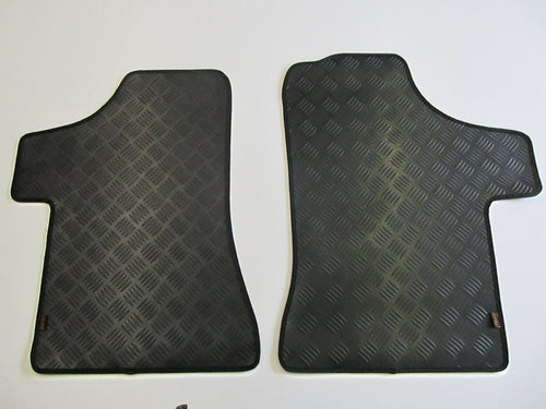 Mercades VITO Front Over Mats in RUBBER 111 & 113 (1 Pair)