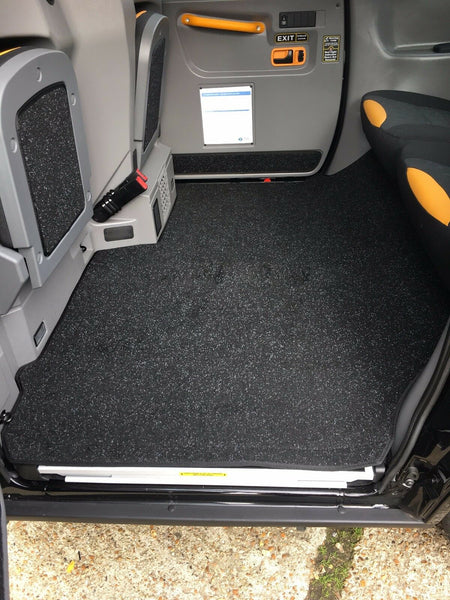 LTI TX4 Rear Over Carpet (2006>2010)