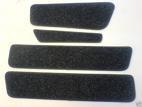 LTI TX2 F+R door carpet set (4 piece set) london taxi (1998–2006) (4 piece set)