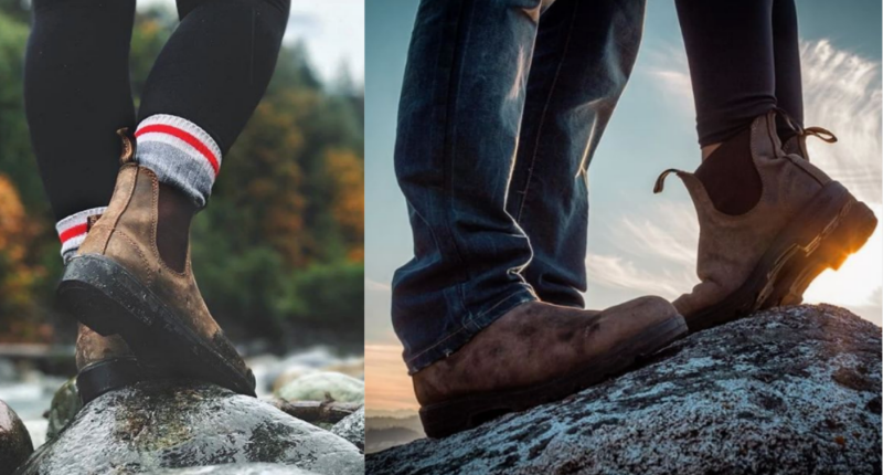The invincible winter boot : Blundstone