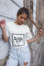 Load image into Gallery viewer, Music Quoted Printed T-Shirt Type-4