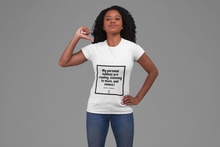 Load image into Gallery viewer, Music Quoted Printed T-Shirt Type-6