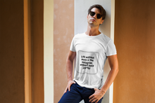 Load image into Gallery viewer, Music Quoted Printed T-Shirt Type-9