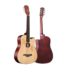 Andrew 38 inches acoustic guitar