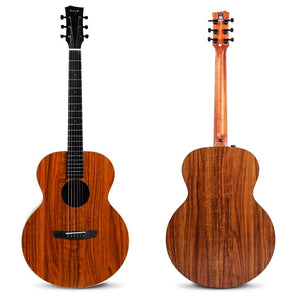 Enya EA-X1/EQ 41 Inch Acoustic Guitar