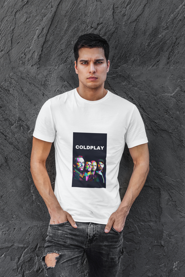 Coldplay Printed T-Shirt