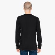 2007W American Apparel Unisex Fine Jersey Long Sleeve T-Shirt