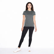 2102W American Apparel Ladies' Fine Jersey Short Sleeve T-Shirt