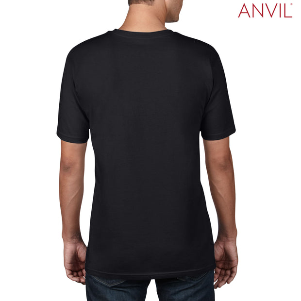 420 Anvil Adult Organic Tee