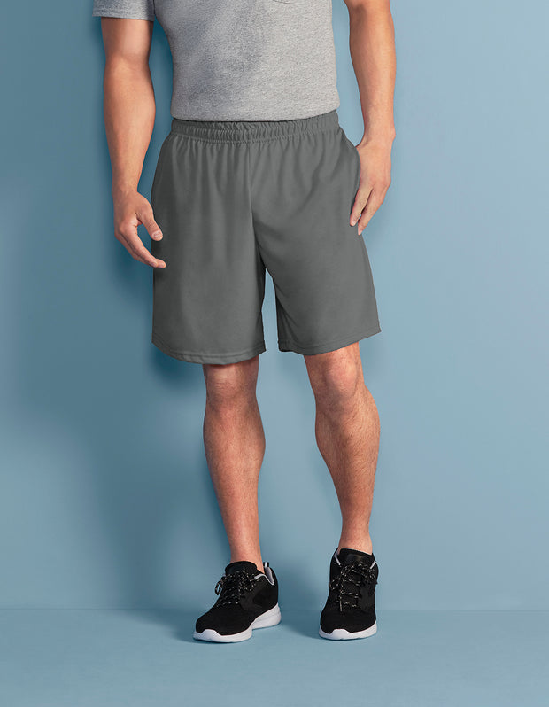 44S30 Gildan Performance Adult Shorts with Pockets