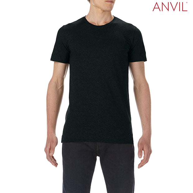 5624 Anvil Lightweight Long & Lean T-Shirt