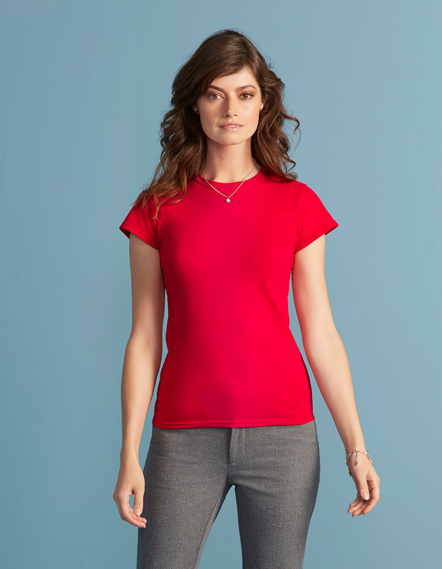 64000L Gildan Softstyle Ladies' T-Shirt