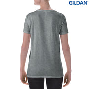 64550L Gildan Softstyle Ladies' Deep Scoop T-Shirt