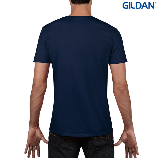 64V00 Gildan Softstyle Adult V-Neck T-Shirt