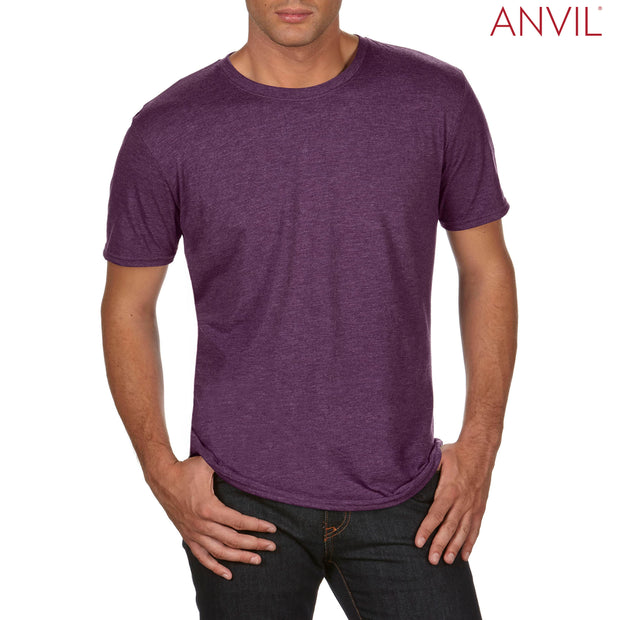 6750 Anvil Adults Tri-Blend T-Shirt