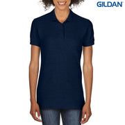 82800L Gildan DryBlend Ladies' Double Pique Sport Shirt
