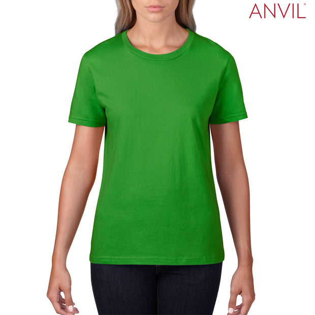 880 Anvil Ladies' Lightweight T-Shirt