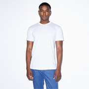 BB401W American Apparel Unisex Poly-Cotton Short Sleeve T-Shirt