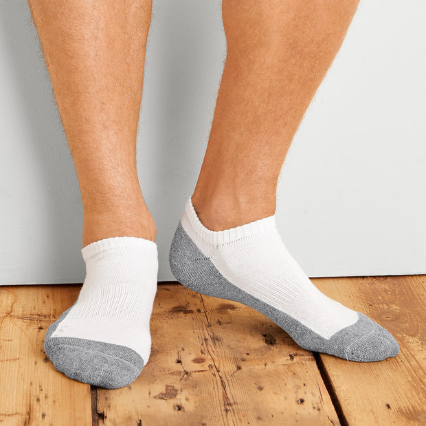 GP711 Gildan Platinum No Show Socks