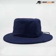 S6048 HW24 Safari Wide Brim Hat