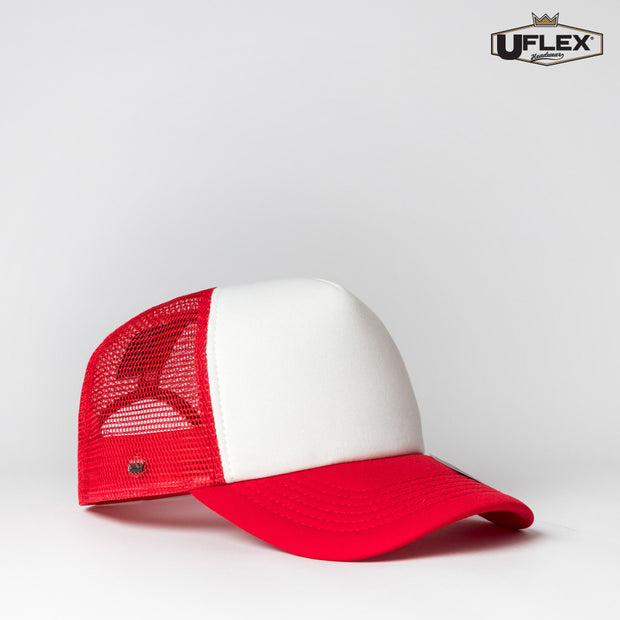 U15502 UFlex Snap Back Trucker